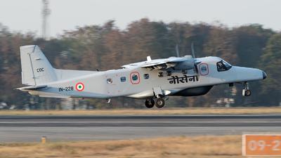 IN-228 - Dornier Do-228-201 - India - Navy