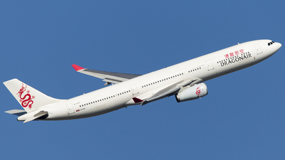 B-HYF - Airbus A330-342 - Dragonair