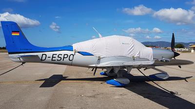 D-ESPO - Cirrus SR22 G5 Carbon - Private