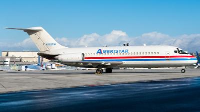 N782TW - McDonnell Douglas DC-9-15(F) - Ameristar Air Cargo