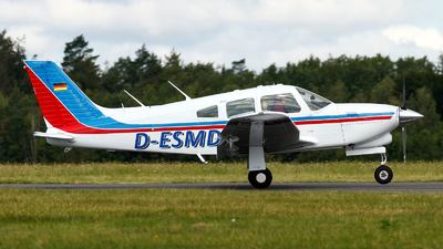 D-ESMD - Piper PA-28R-201T Turbo Cherokee Arrow III - Private