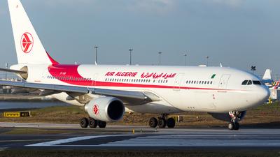 A picture of 7TVJB - Airbus A330202 - Air Algerie - © William Verguet