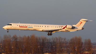 TS-ISA - Bombardier CRJ-900ER - Tunisair Express