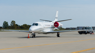 N568CS - Cessna 560XL Citation XLS - Private