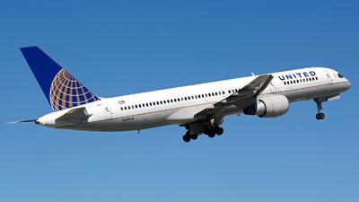 A picture of N509UA - Boeing 757222 - [24763] - © Khoa Vu