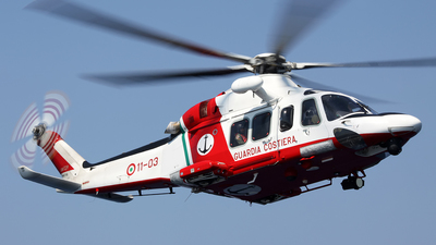 A picture of MM81748 - AgustaWestland AW139 - [31313] - © JM Rotor 54