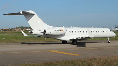 D-AXTM - Bombardier BD-700-1A10 Global Express - FAI Air Service