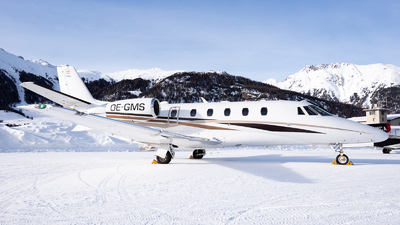 OE-GMS - Cessna 560XL Citation XLS Plus - Avcon Jet