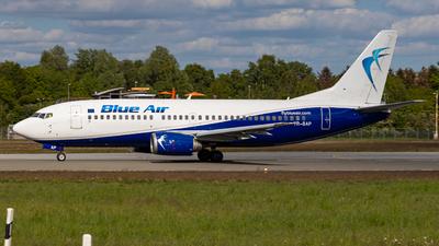 YR-BAP - Boeing 737-3Y0 - Blue Air