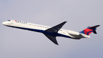 N978DL - McDonnell Douglas MD-88 - Delta Air Lines