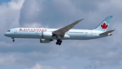C-FRSO - Boeing 787-9 Dreamliner - Air Canada