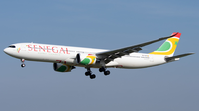 A picture of 9HSZN - Airbus A330941 - Air Senegal - © Luca Xavier Bozzo