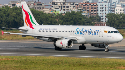 4R-ABL - Airbus A320-232 - SriLankan Airlines