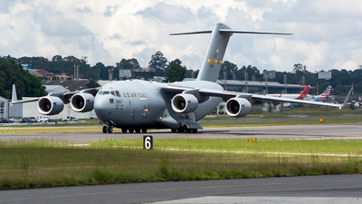 95-0107 - McDonnell Douglas C-17A Globemaster III - United States - US Air Force (USAF)