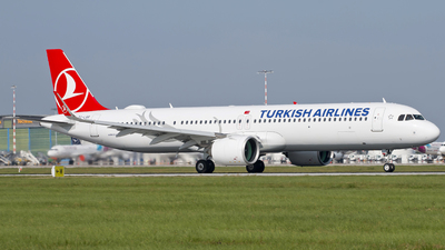 TC-LSR - Airbus A321-271NX - Turkish Airlines