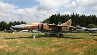 20-19 - Mikoyan-Gurevich MiG-23ML Flogger G - Germany - Air Force