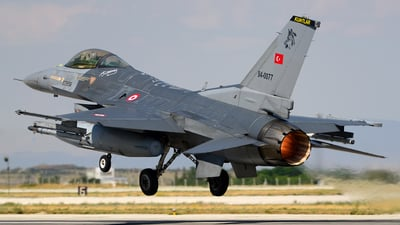 94-0077 - Lockheed Martin F-16C Fighting Falcon - Turkey - Air Force