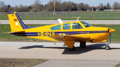 D-EIZE - Beechcraft F33A Bonanza - Private