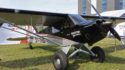 SP-YHB - Cub Crafters CarbonCub EX - Private