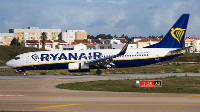 EI-FZW - Boeing 737-8AS - Ryanair
