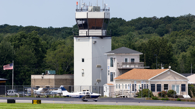 KBVY - Airport - Control Tower