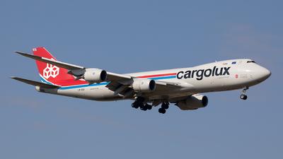 LX-VCA - Boeing 747-8R7F - Cargolux Airlines International