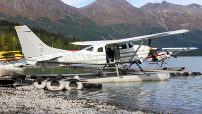 N247KM - Cessna U206F Stationair - Scenic Mountain Air