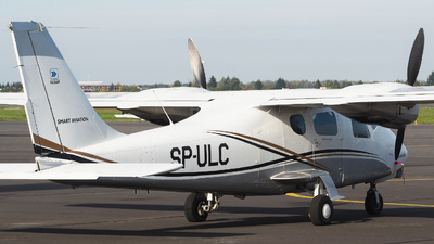 SP-ULC - Tecnam P2006T - Smart Aviation (Poland)