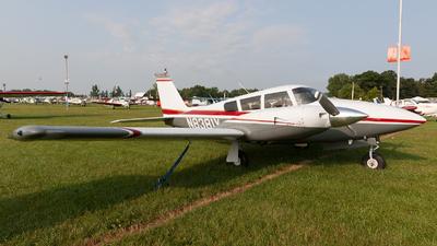 N8381Y - Piper PA-30-160 Twin Comanche B - Private