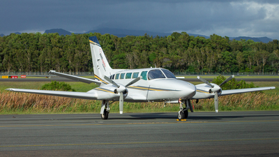 VH-LAD - Cessna 404 Titan - AAM Group