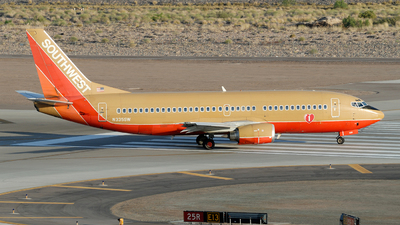 N335SW - Boeing 737-3H4 - Southwest Airlines