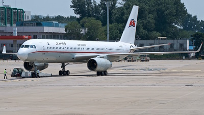 P-633 - Tupolev Tu-204-100 - Air Koryo