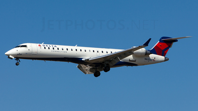N632SK - Bombardier CRJ-701ER - Delta Connection (SkyWest Airlines)