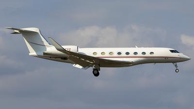 VP-CYZ - Gulfstream G650ER - Private