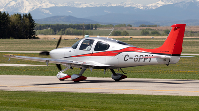 A picture of CGPPY - Cirrus SR22T - [1165] - © Mike MacKinnon