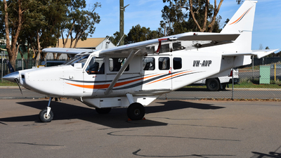 VH-AVP - Gippsland GA-8 Airvan - Geraldton Air Charter