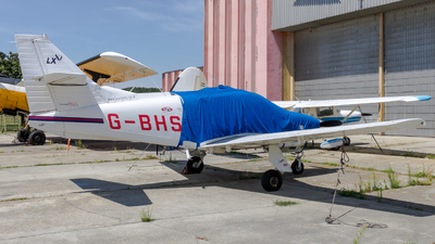 A picture of GBHSE - Rockwell Commander 114 - [14161] - © Peter Tolnai