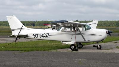 N734QZ - Cessna 172N Skyhawk - Private