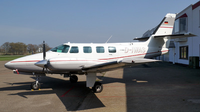 D-IWAS - Cessna T303 Crusader - Private
