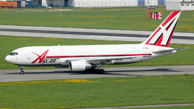N744AX - Boeing 767-232(BDSF) - ABX Air