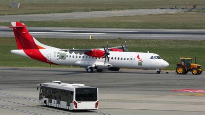 F-WKVJ - ATR 72-212A(600MP) - Italy - Guardia di Finanza