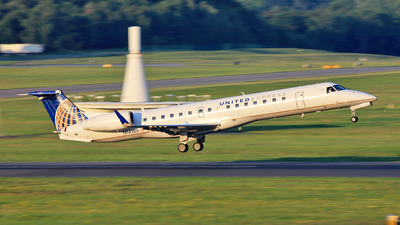 N14186 - Embraer ERJ-145XR - United Express (ExpressJet Airlines)