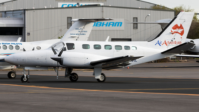VH-JVL - Cessna 441 Conquest - Sharp Airlines