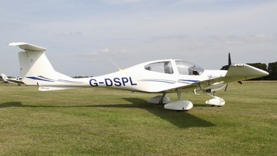 G-DSPL - Diamond DA-40 Diamond Star - Private