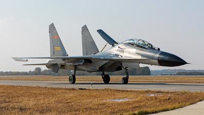 70209 - Shenyang J-11BS - China - Air Force