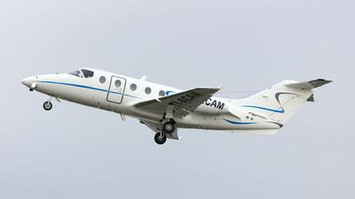 T7-ACAM - Beechcraft 400A Beechjet - ACAM Flight Calibration Services
