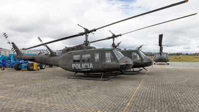PNC-0746 - Bell UH-1H Huey II - Colombia - Police