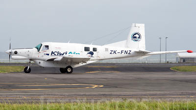 ZK-FNZ - Pacific Aerospace 750XL - Kiwi Air