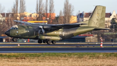 50-49 - Transall C-160D - Germany - Air Force