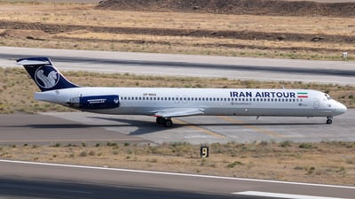 EP-MDG - McDonnell Douglas MD-82 - Iran Air Tours
